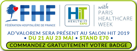 ADvalorem au salon HIT 2019