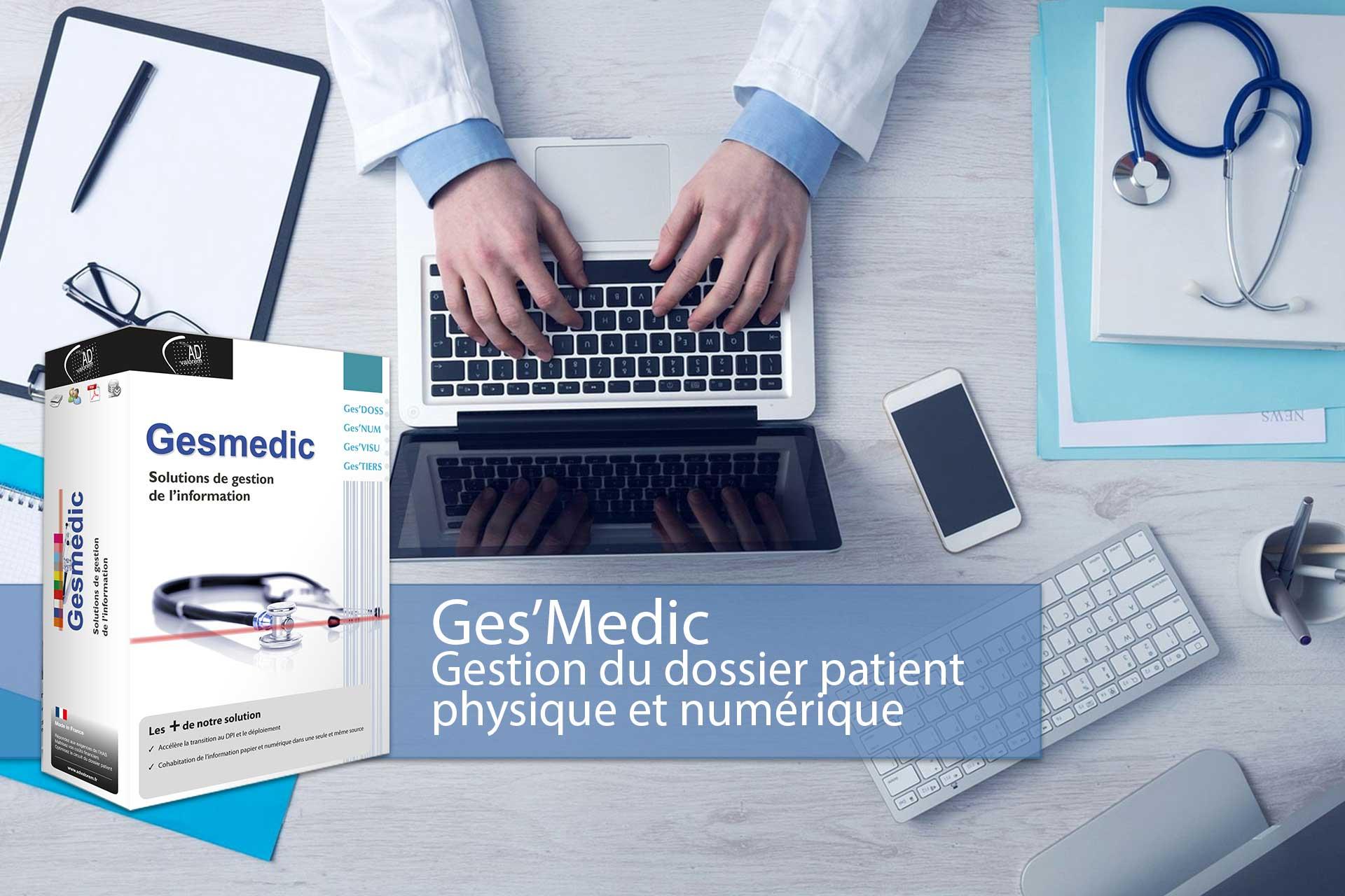 Ges'Medic solutions Ad'Valorem