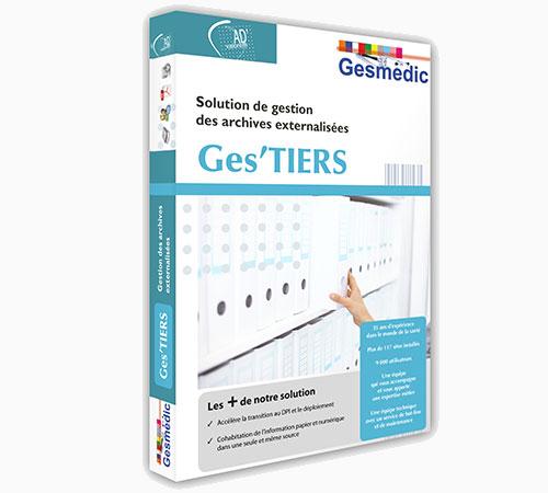 Ges'Tiers logiciel pour l'archivage