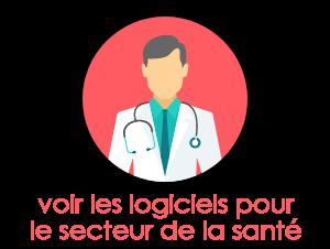 Logiciel pour le secteur de la santé