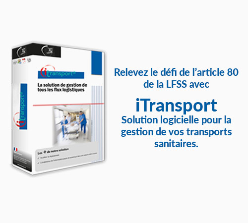 iTransport solution article 80 LFSS