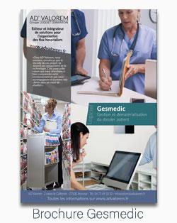 Présentation Gesmedic